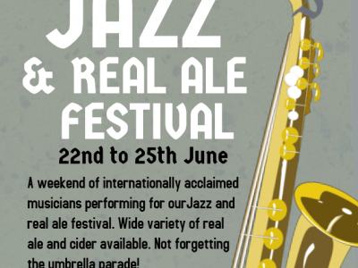 The Naturist Foundation Jazz & Real Ale Festival 2017
